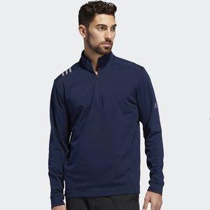 NEW Adidas Golf 1/4 Zip Pullover